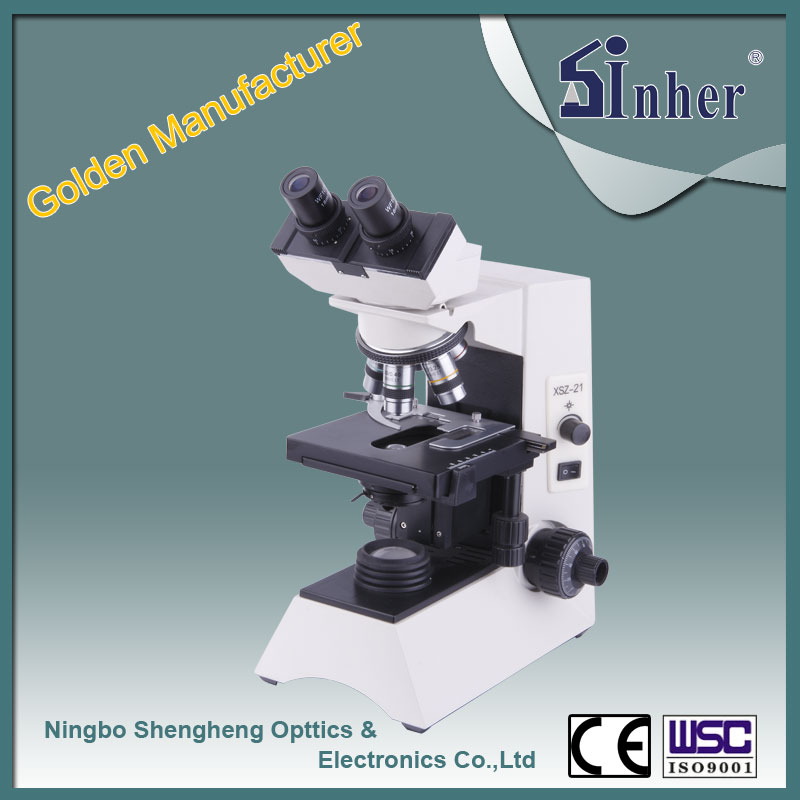 1600X Binocular Biological with good prices of optical olympus microscopes
