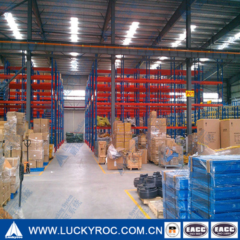 Heavy Duty Selective Racking
