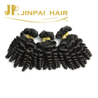 JPH Durable Human Hair Extensions Clip
