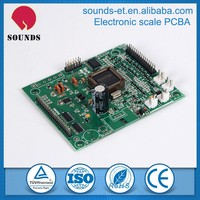 JLD Custom Electronic PCBA and PCB manufacturer electronic scale PCBA