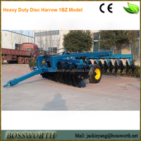 1BZ heavy duty offset hydrualic disc harrow for sale