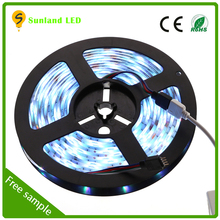 Wholesale 3 years warranty 5m 36w rgbip65 150leds CE ROHS led tape smd2835 220v