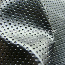 PVC Perforated Leather Fabric Upholstery Automotive Fabrics