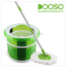 2017 DOOSO Hot Sale Space Saving Mini Magic Genie Spin Mop