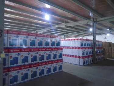 Warehouse (Soft Luggage)