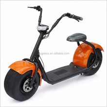China Factory Mag Cool 1000w Motor 80km The Most Fashionable Citycoco 2 Wheel Electric Scooter, Adult Electric Motorcycle
