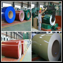 prepainted galvanized color coated steel coils
