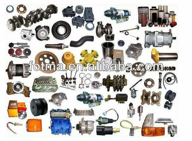ZOOMLION ZD230-3 Bulldozer Spare Parts