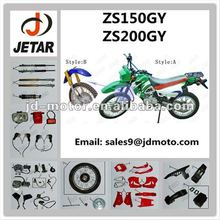 spare parts for ZS200GY