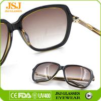 Modern Fashion Flat Top Emeralds Acetate Sunglasses Brand, Cycling Sunglasses For Women