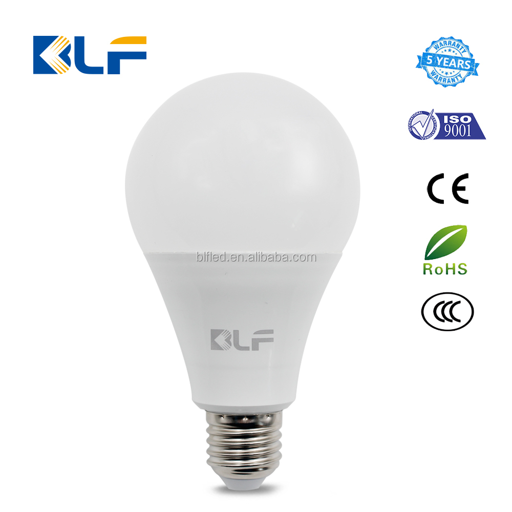 CE RoHs residential light energy saving 100LPW AC220v 15w led bulb E27 save money