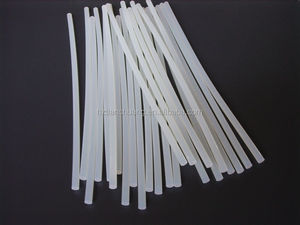 transparent hot melt glue stick, hot melt adhesive, Thermal EVA resin transparent hot melt glue stick