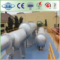 Yongle Huayin Crude plastic oil extraction machine