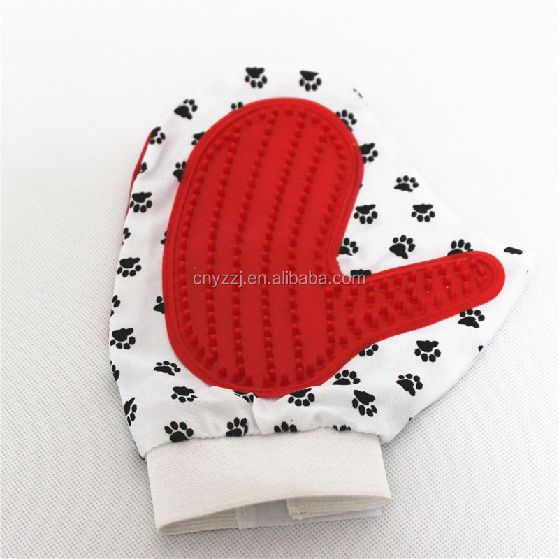 Dog & Pet Cleaning Shampoo Mate Grooming Bear Paw Glove