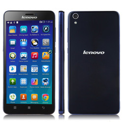 "Lenovo S850 Quad Core Android Mobile Phone 5""IPS 1280x720px MTK6582 3G WCDMA 13MP Camera"