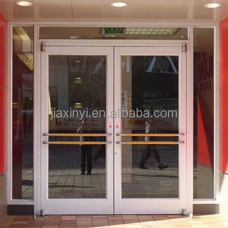 Exterior aluminium commercial glass entry door buy for Commercial exterior doors