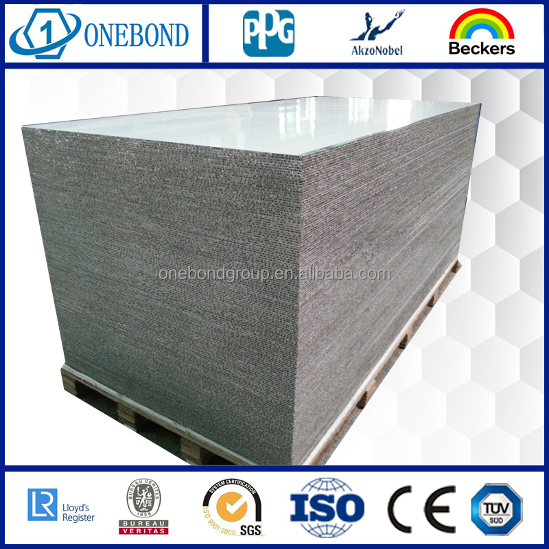 1220*2440mm AHP/Aluminum honeycomb panel for building material