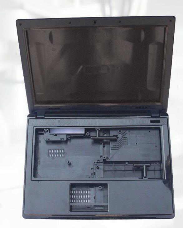 Laptop shell plastic injection mold