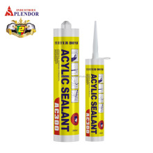 exterior acrylic silicone sealant/well-distributed acrylic silicone caulk
