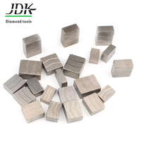 hot sale JDK diamond segments for stone cutting tools cutting marble granite and concrete