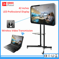 2016 Hot sale wholesale Indoor education equipment 1080p 42 inches wifi LCD Monitors