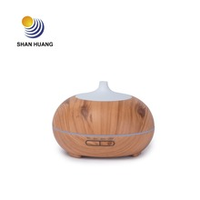 New ultrasmit ultrasonic cheap price cool mist essential oil aroma diffuser 300ml air humidifier