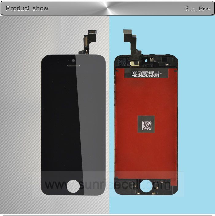 Guangzhou Sunrise Wholesale For iPhone 5s Lcd Original,For Apple iPhone 5s Screen Replacement,For iPhone 5S Display LCD Original