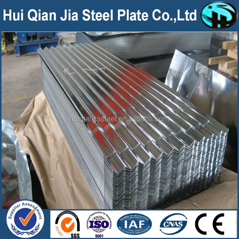 galvanized metal roofing price / zinc aluminium roofing sheets