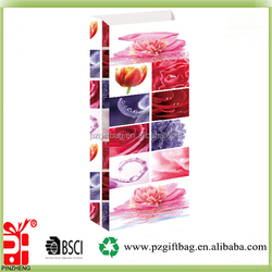 Alibaba China high trade assurence popular wine gift paper bag wholesale