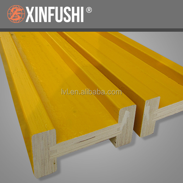 6 meter timber wooden H20 beam