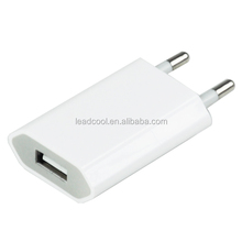 USB Travel Wall Charger for iPhone iPod Mobiles