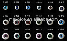 BJD wholesale hot sale realistic glass doll eyes