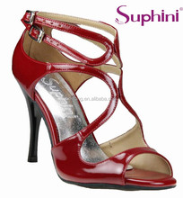 sexy fashion and comfortable suphini dance shoes tango