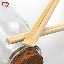 Wholesale Best Natural Restaurant Japanese Disposable Round Tensoge Bamboo Chopstick In Bulk