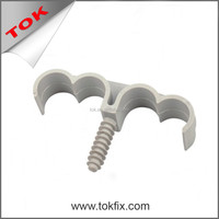 Fix Ring plastic pipe clip 20mm