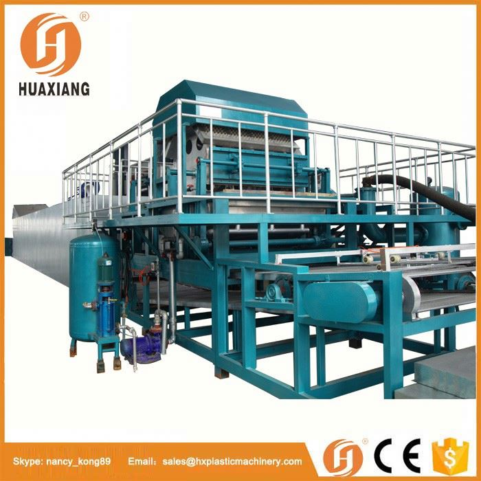 New Products 2016 innovative product for homes Eco-friendly recycled waste paper carton box making machine price