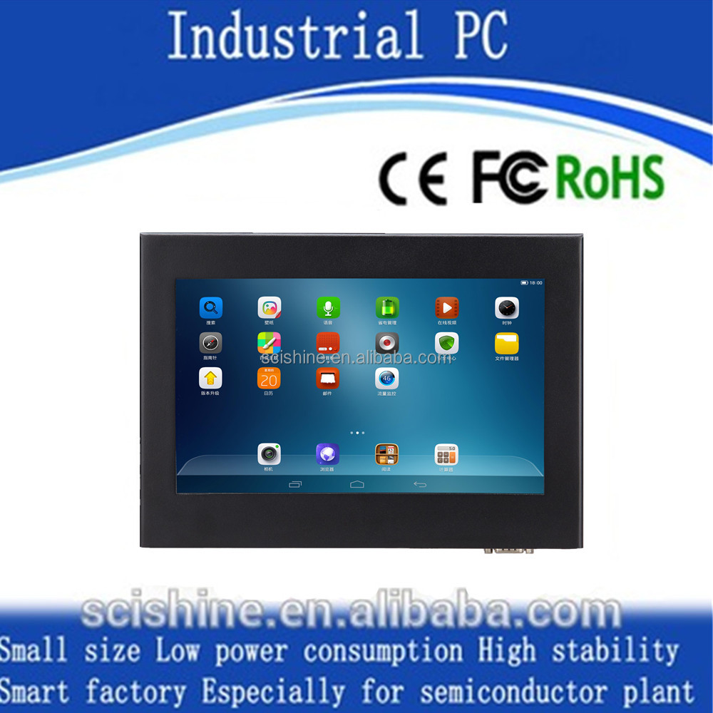cheap all in one android industrial tablet for windows XP /7/10 LINXUS android