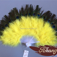 Craft Feather Gift Items Peacock Feather