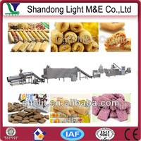 Industrial Full Automatic Jam Center Filling Snacks Machine