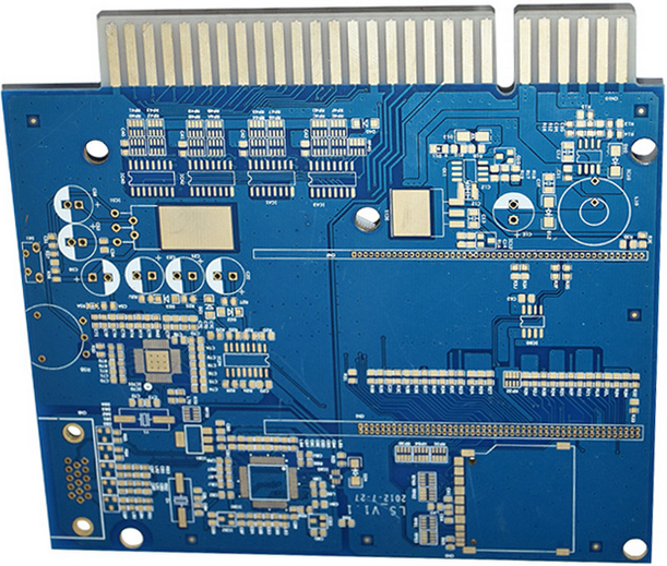 High reliability 4 layer OSP FR4 pcb design service project
