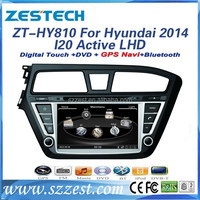 Car dashboard replacement car multimedia player navigation car gps navigation for Hyundai I20 ZT-HY810
