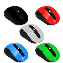 Ergonomic and cheaper 7D wireless mouse car with hot sell