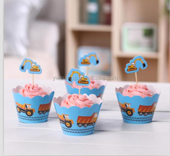 toppers picks baby shower favors birthday party decoration wholesale