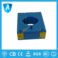 Flexible current transformer for energy meter