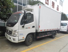 cooling food transportation van box truck