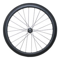 carbon wheels 23mm width rims wheels 50mm clincher 3k full carbon bike wheelset cycling carbon bicycle wheels