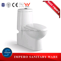 China production high quality ceramic porcelain italian toilet