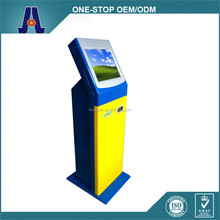 dual touchscreen vending machine made in china,mobile top up kiosks for charging payment (HJL-3516-)