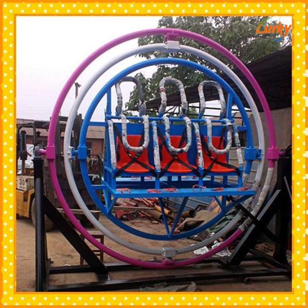 Park rides humen gyroscope/hot <strong>human</strong> gyroscope with low price