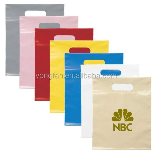 Custom Recycle Plastic Shopping Bag,Plastic Bag Printing
